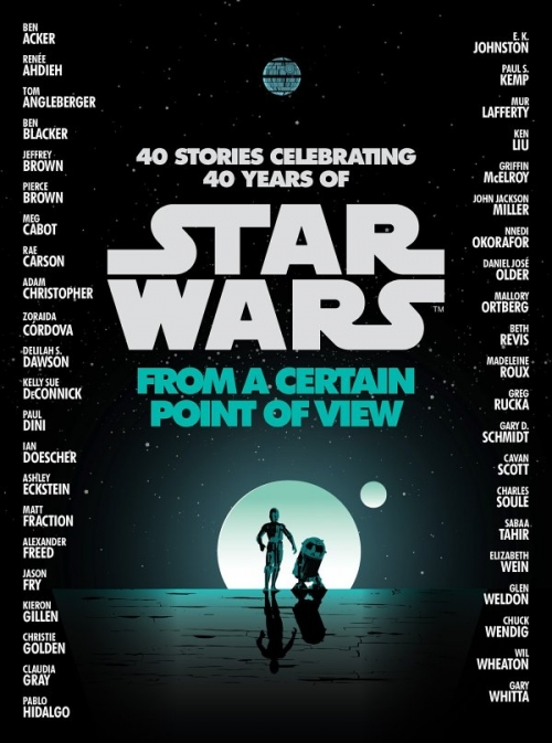 Couverture Star Wars: From a Certain Point of View