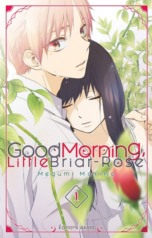 Couverture Good morning little briar-rose, tome 1