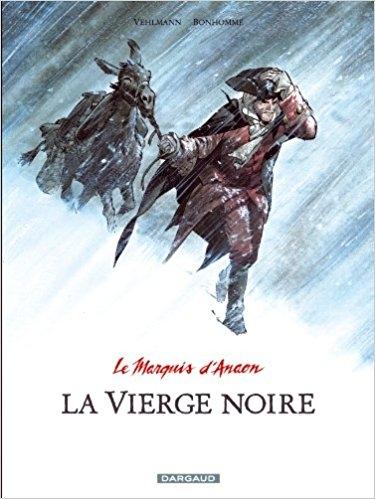 Couverture Le marquis d'Anaon, tome 2 : La vierge noire