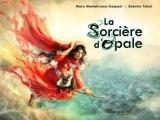 Couverture La sorcière d'Opale Editions Edd Strapontin{s} 2012