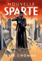 Couverture Nouvelle Sparte Editions Gallimard  2017