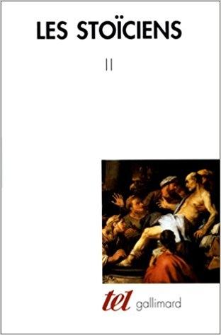 Couverture Les Stoïciens, tome 2