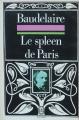 Couverture Le spleen de Paris / Petits poèmes en prose Editions Le Livre de Poche (Classique) 1981