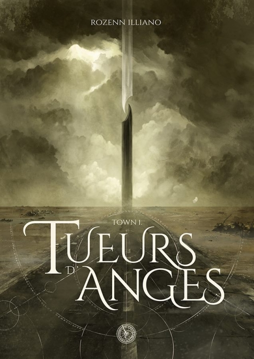 Couverture Town, tome 1 : Tueurs d'anges