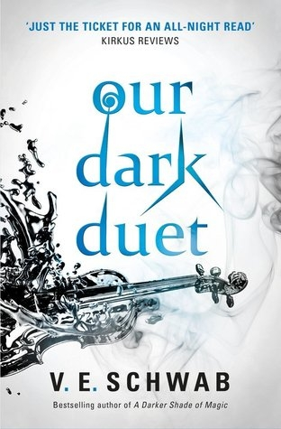 Couverture Monsters of Verity, book 2: Our dark duet