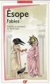 Couverture Fables Editions Flammarion (GF - Bilingue) 2014