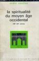 Couverture La spiritualité du moyen âge occidental Editions Presses universitaires de France (PUF) 1975