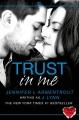 Couverture Jeu de patience, tome 1.5 : Jeu de confiance Editions Avon Books 2013