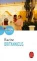 Couverture Britannicus Editions Le Livre de Poche (Théâtre de poche) 2012