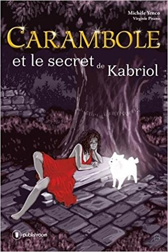 Couverture Carambole et le secret de Kabriol