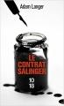 Couverture Le contrat Salinger Editions 10/18 (Domaine policier) 2016