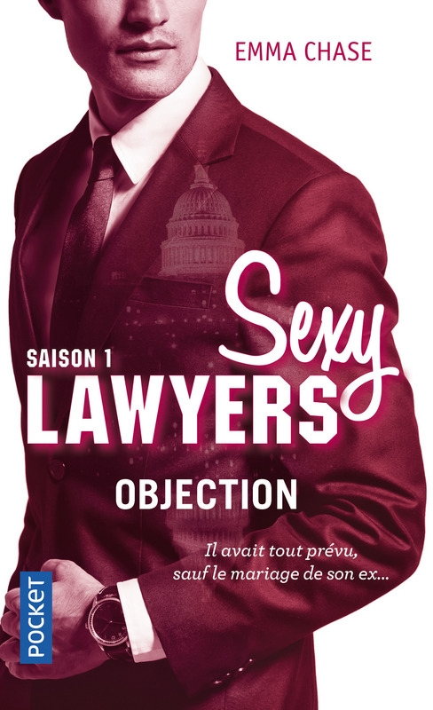 Couverture Sexy lawyers, tome 1 : Objection