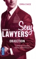 Couverture Sexy lawyers, tome 1 : Objection Editions Pocket 2017