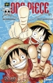 Couverture One Piece, tome 84 : Luffy versus Sanji Editions Glénat (Shônen) 2017