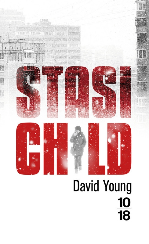 Couverture Stasi child