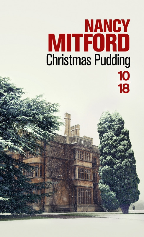 Couverture Christmas pudding