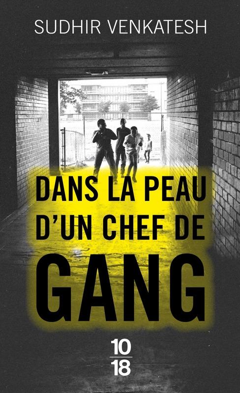 Couverture Dans la peau d'un chef de gang