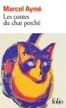 Couverture Les contes du chat perché Editions Folio  2017