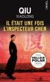 Couverture Il était une fois l'inspecteur Chen Editions Points (Policier) 2017