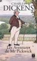 Couverture M. Pickwick : Les Archives posthumes du Pickwick-club, tome 1 Editions La Librairie de l'inconnu 2005