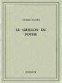 Couverture Le grillon du foyer Editions La Librairie de l'inconnu 2005