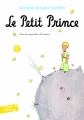 Couverture Le petit prince Editions Folio  (Junior) 2017