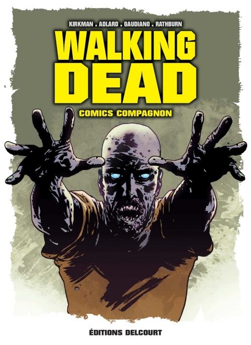 Couverture Walking Dead Comics Compagnon