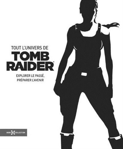 Couverture 20 ans de Tomb Raider