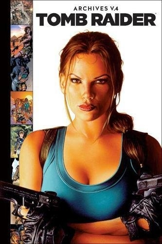Couverture Tomb Raider: Archives, book 4