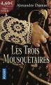 Couverture Les trois mousquetaires Editions Pocket 2013