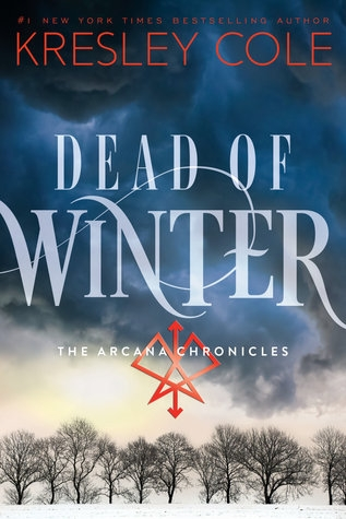 Couverture The Arcana Chronicles, book 3: Dead of Winter