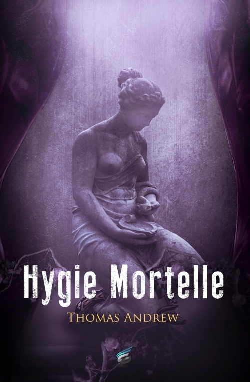 Couverture Drek Carter, tome 3 : Hygie mortelle