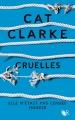 Couverture Cruelles Editions Robert Laffont (R) 2017