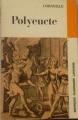 Couverture Polyeucte Editions Larousse (Nouveaux classiques) 1965