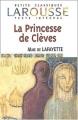 Couverture La Princesse de Clèves Editions Larousse (Petits classiques) 2004