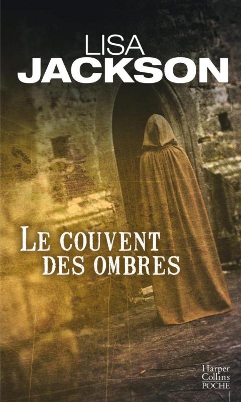 Couverture Le couvent des ombres