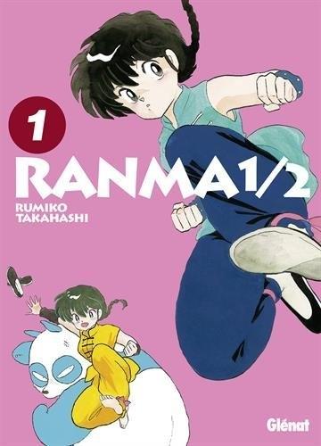 Couverture Ranma 1/2, revue et augmentée, tome 01
