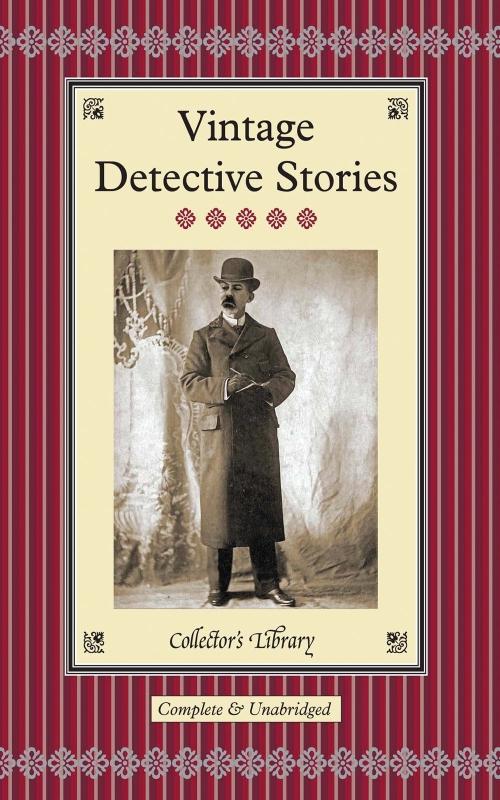 Couverture Vintage Detective Stories
