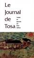 Couverture Le journal de Tosa Editions POF 1993