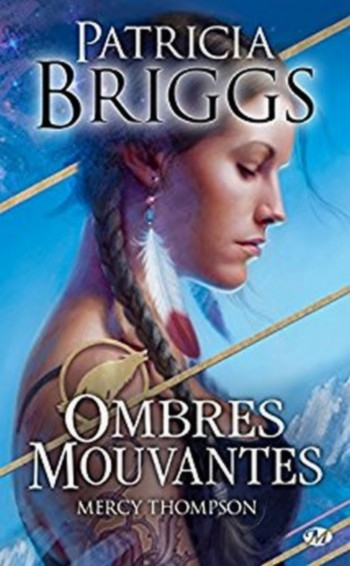 Couverture Mercy Thompson, tome HS 2 : Ombres mouvantes