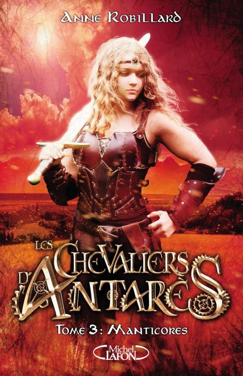 Couverture Les chevaliers d'Antarès, tome 03 : Manticores