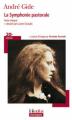 Couverture La symphonie pastorale Editions Folio  (Plus classiques) 2008
