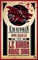 Couverture Anno Dracula, tome 2 : Le baron rouge sang Editions Bragelonne 2013
