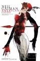 Couverture American gods Editions Au Diable Vauvert 2017