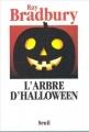 Couverture L'arbre d'Halloween Editions Seuil 1994