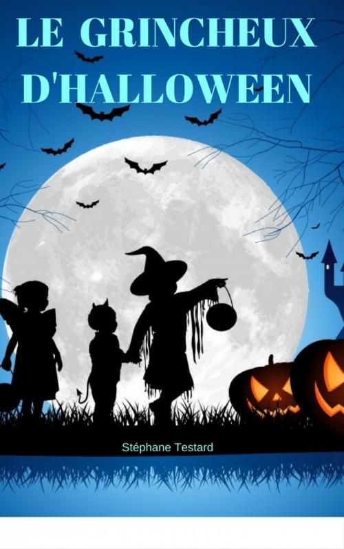 Couverture Le grincheux d'Halloween