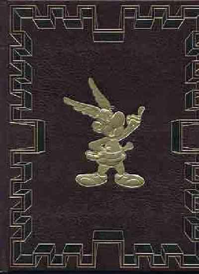 Couverture Astérix, intégrale, tome 3