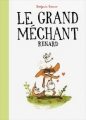 Couverture Le grand méchant renard Editions France Loisirs 2017