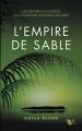 Couverture L'empire de sable Editions Robert Laffont (R) 2017