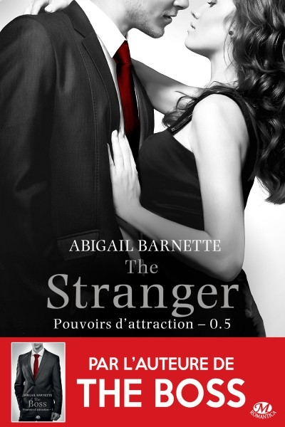 Couverture Pouvoirs d'attraction, tome 0.5 : The stranger